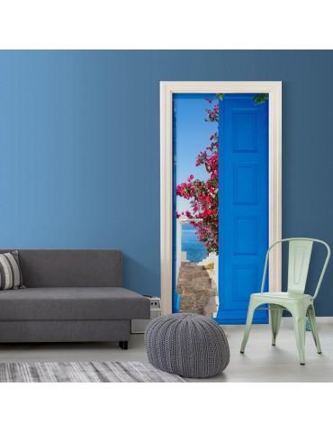 Papier-peint pour porte - Door into Summer A1-TNTTUR0259