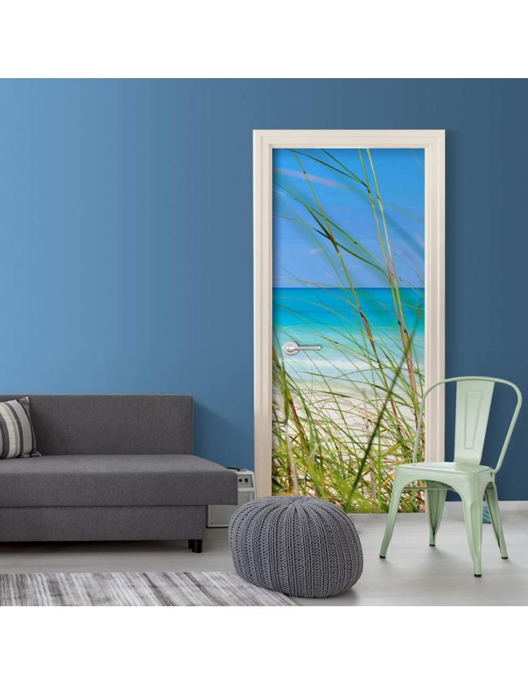 Papier-peint pour porte - Summer Wind A1-TNTTUR0279