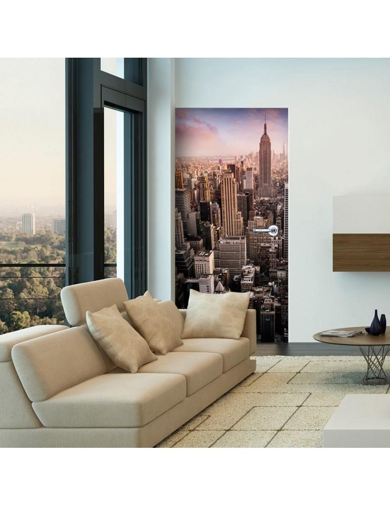 Papier-peint pour porte - Photo wallpaper – New York I A1-TNTTUR0283