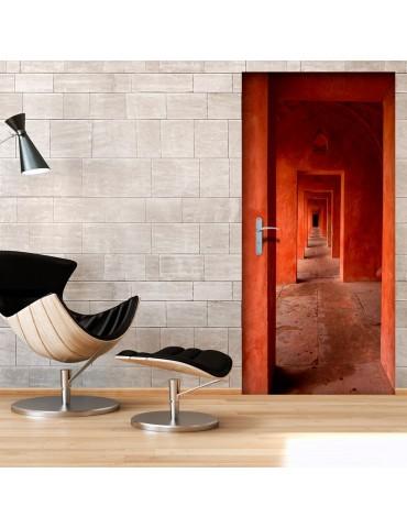 Papier-peint pour porte - Photo wallpaper – Tunel I A1-TNTTUR0311