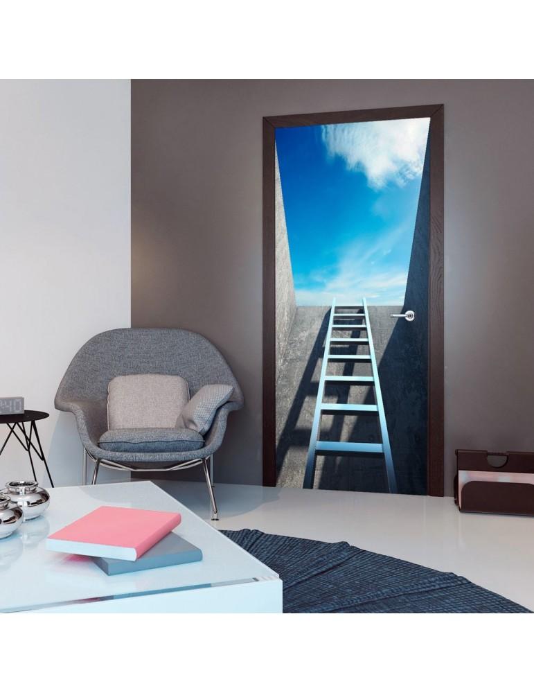Papier-peint pour porte - Photo wallpaper - Ladder to heaven I A1-TNTTUR0319