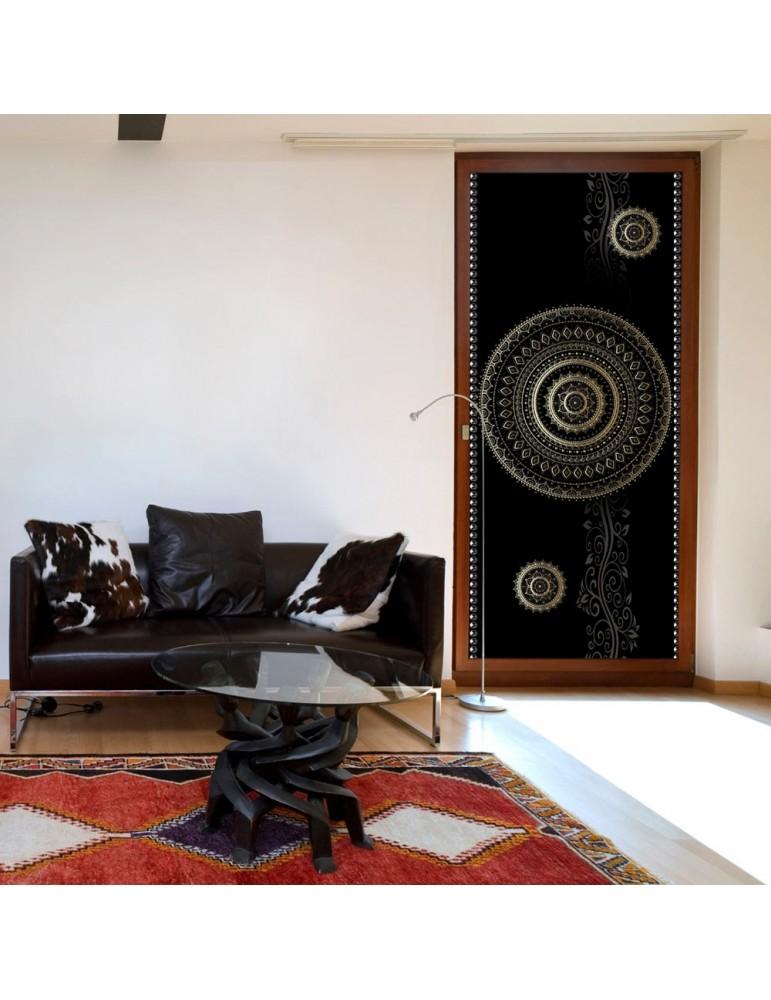Papier-peint pour porte - Photo wallpaper - Pattern – circles I A1-TNTTUR_70_0341