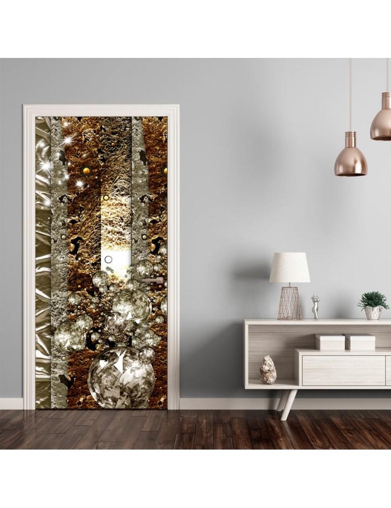 Papier-peint pour porte - Photo wallpaper - Golden Background I A1-TNTTUR_70_0349