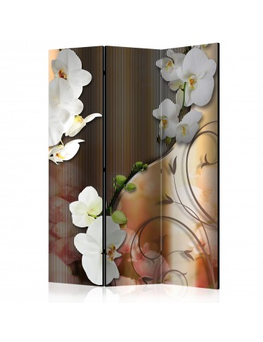 Paravent 3 volets - Orchid [Room Dividers] A1-PARAVENT583