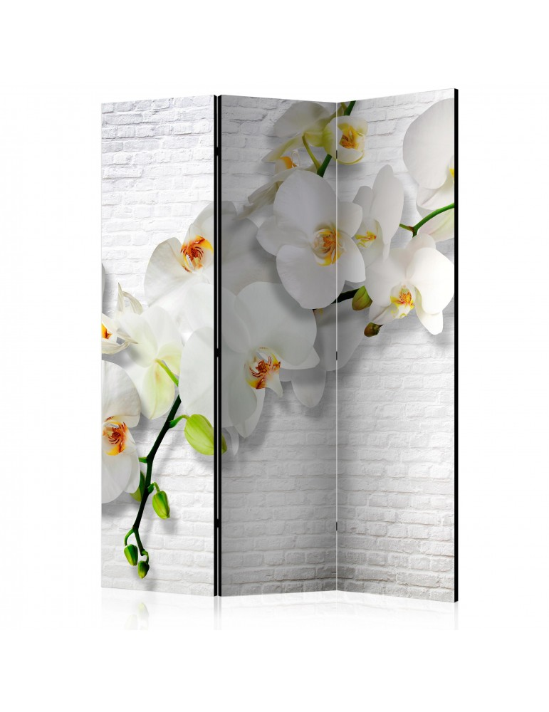 Paravent 3 volets - The Urban Orchid [Room Dividers] A1-PARAVENT579