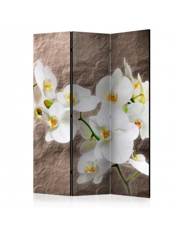 Paravent 3 volets - Impeccability of the Orchid [Room Dividers] A1-PARAVENT581