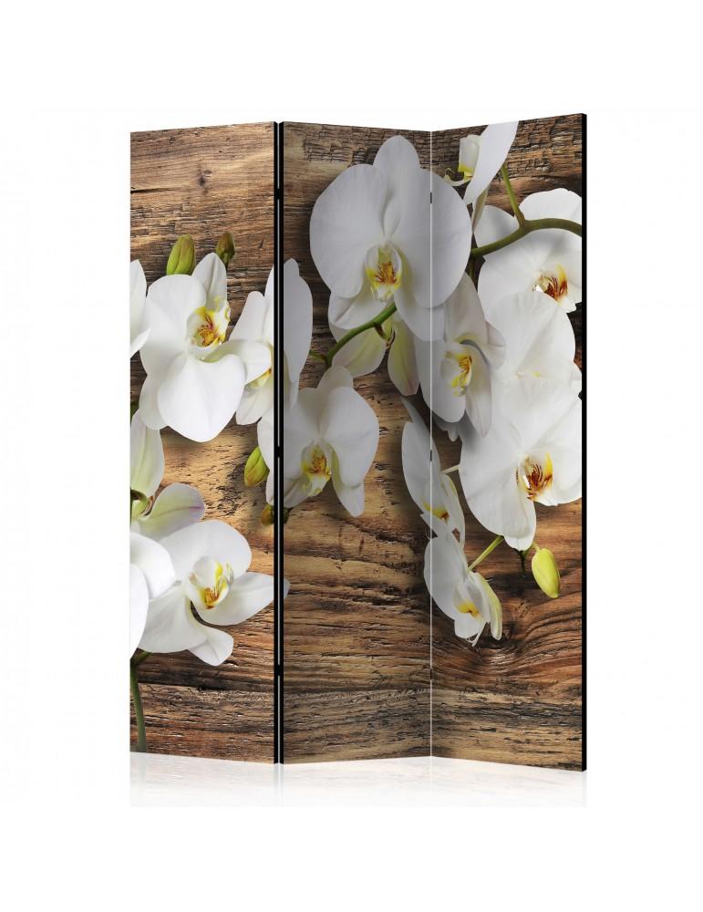 Paravent 3 volets - Forest Orchid [Room Dividers] A1-PARAVENT597
