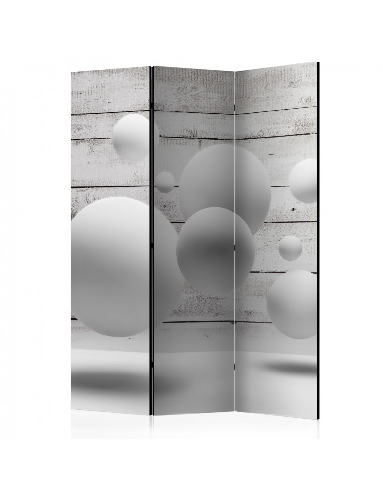 Paravent 3 volets - Balls [Room Dividers] A1-PARAVENT69