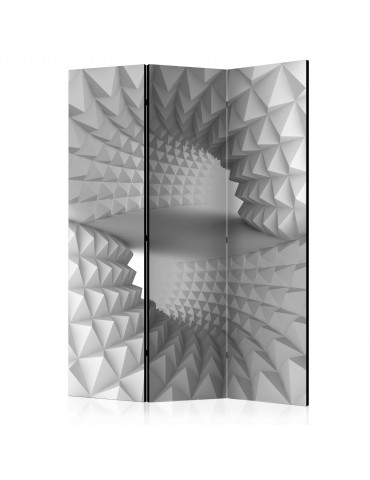 Paravent 3 volets - Structural Tunnel [Room Dividers] A1-PARAVENT768