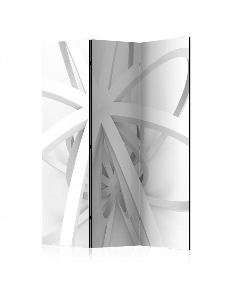 Paravent 3 volets - Room divider – Openwork form I A1-PARAVENT923