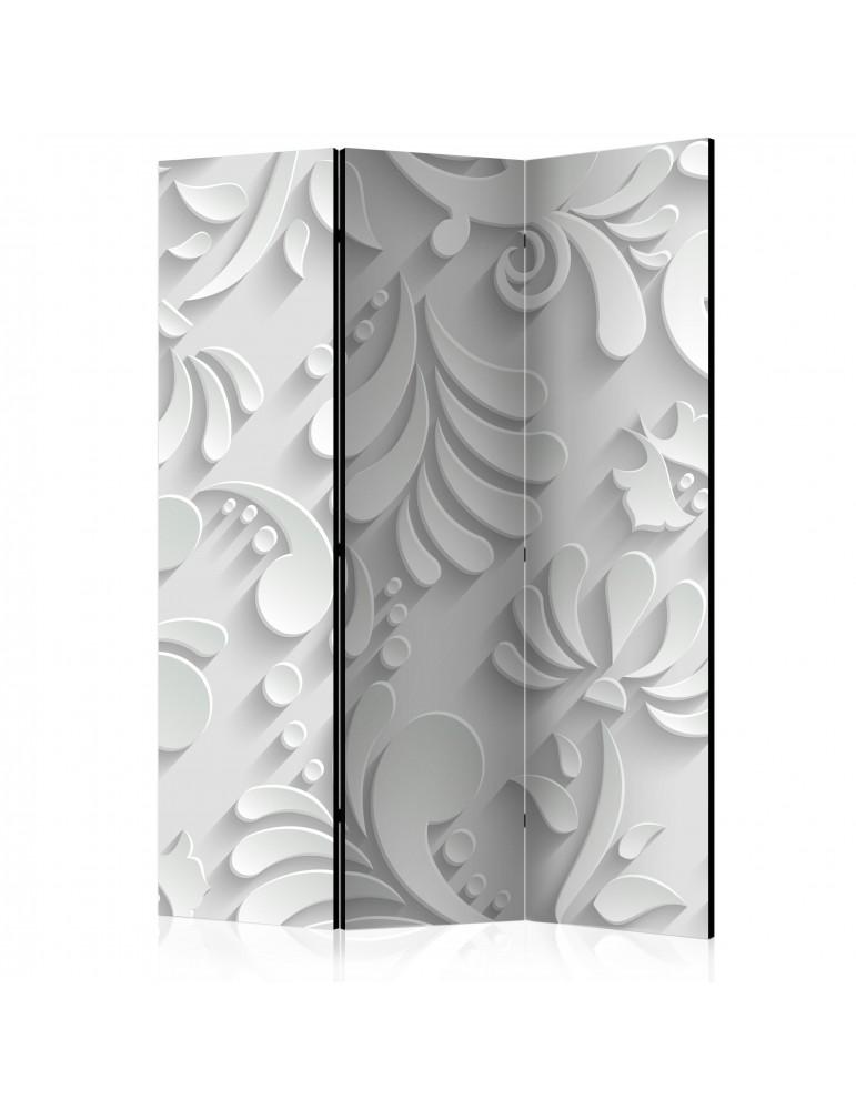 Paravent 3 volets - Room divider – Plan motif I A1-PARAVENT927