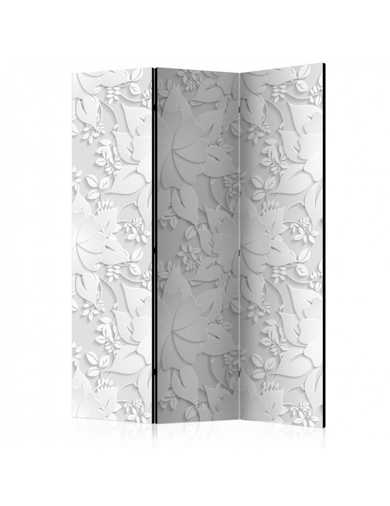 Paravent 3 volets - Room divider – Flowers I A1-PARAVENT931