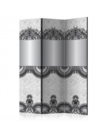 Paravent 3 volets - Room divider - Abstract pattern I A1-PARAVENT935