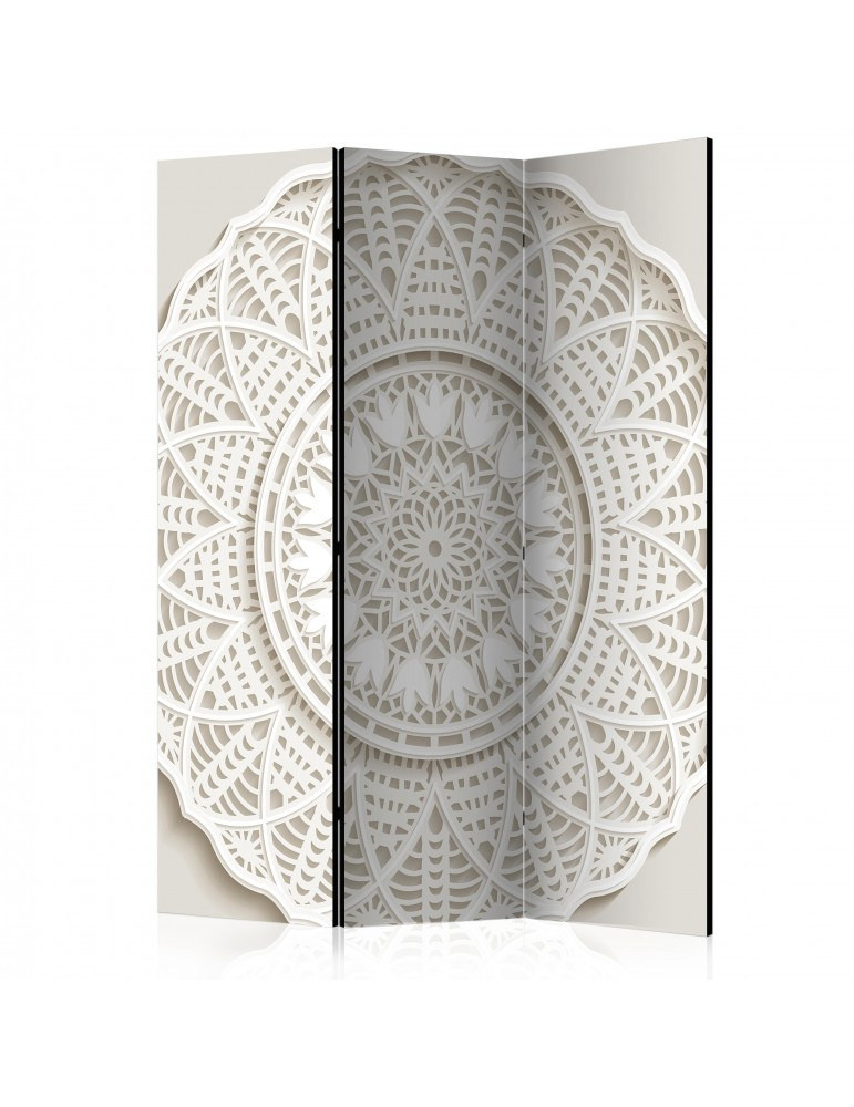 Paravent 3 volets - Mandala 3D [Room Dividers] A1-PARAVENT937