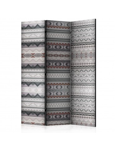 Paravent 3 volets - Ethnic Design [Room Dividers] A1-PARAVENT758