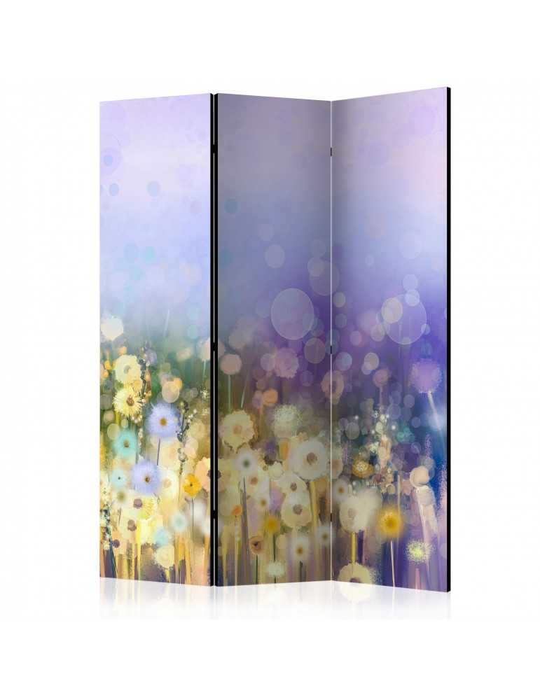 Paravent 3 volets - Painted Meadow [Room Dividers] A1-PARAVENT848