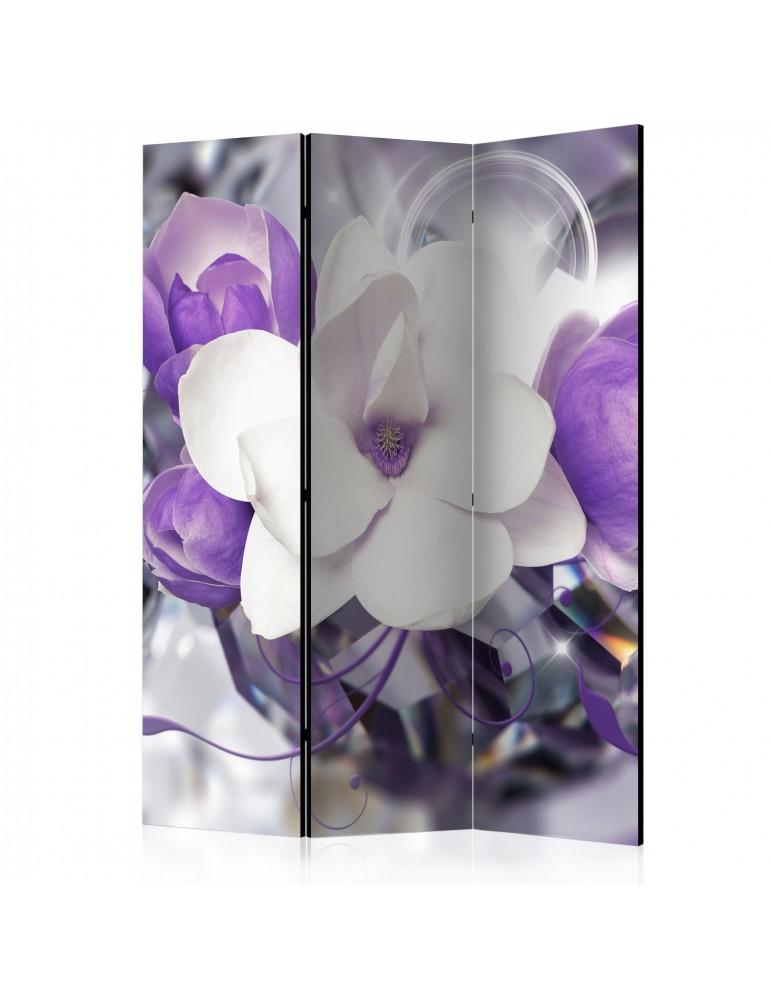 Paravent 3 volets - Purple Empress [Room Dividers] A1-PARAVENT180
