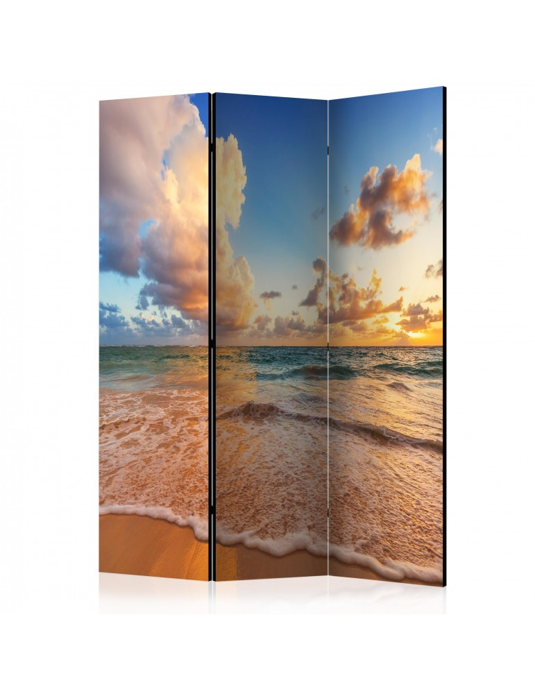 Paravent 3 volets - Morning by the Sea [Room Dividers] A1-PARAVENT196