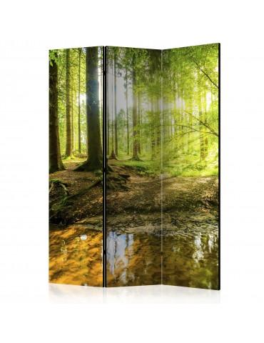 Paravent 3 volets - Forest Lake [Room Dividers] A1-PARAVENT204
