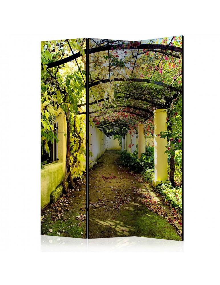 Paravent 3 volets - Romantic Garden [Room Dividers] A1-PARAVENT206