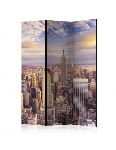 Paravent 3 volets - New York Morning [Room Dividers] A1-PARAVENT481