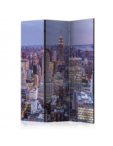 Paravent 3 volets - Evening City [Room Dividers] A1-PARAVENT483