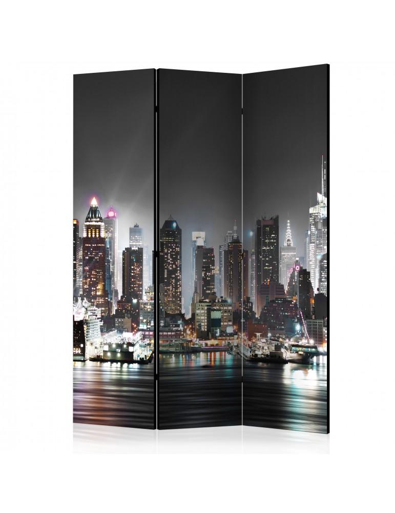 Paravent 3 volets - New York [Room Dividers] A1-PARAVENT485