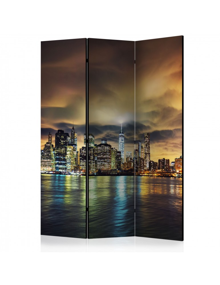 Paravent 3 volets - New York Sky [Room Dividers] A1-PARAVENT491