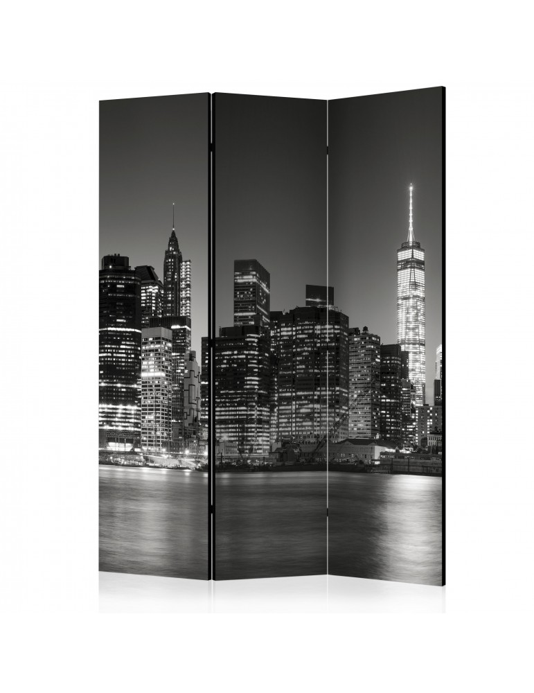 Paravent 3 volets - New York Nights [Room Dividers] A1-PARAVENT495