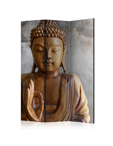 Paravent 3 volets - Buddha [Room Dividers] A1-PARAVENT997