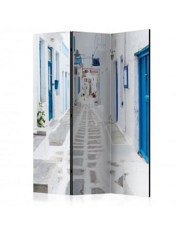 Paravent 3 volets - Greek Dream Island [Room Dividers] A1-PARAVENT629