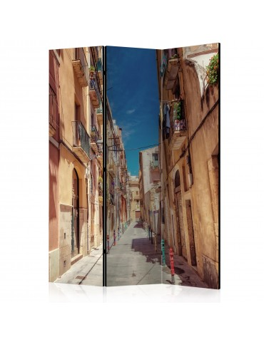 Paravent 3 volets - Summer Street [Room Dividers] A1-PARAVENT635