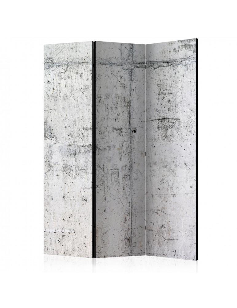 Paravent 3 volets - Concrete Wall [Room Dividers] A1-PARAVENT9
