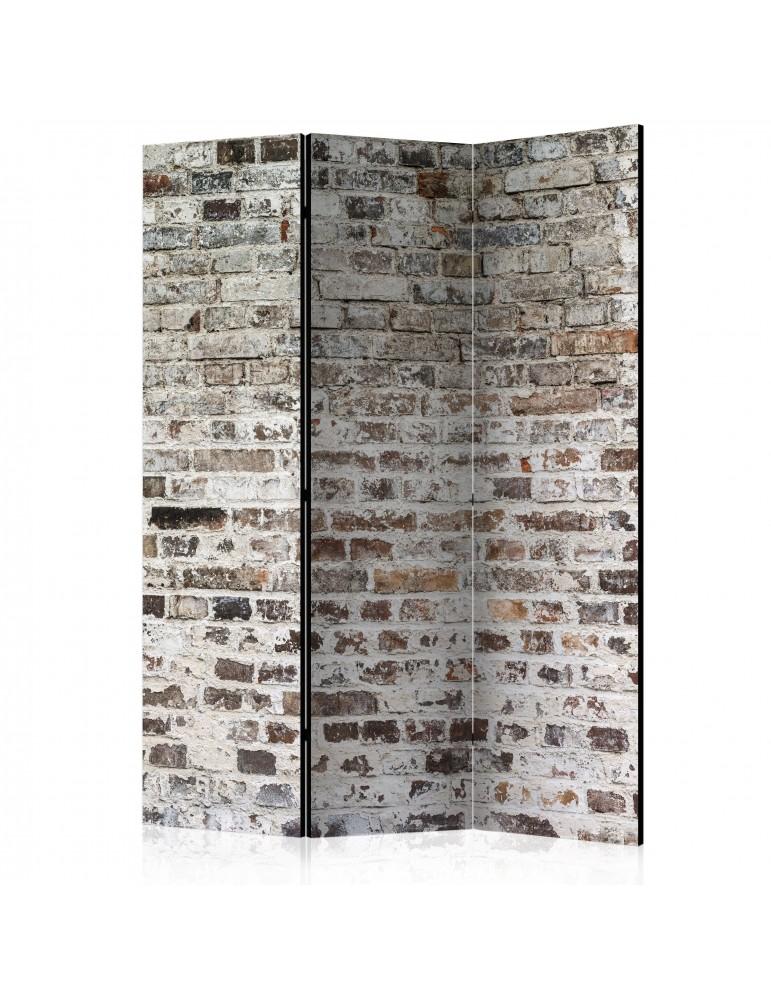Paravent 3 volets - Old Walls [Room Dividers] A1-PARAVENT7