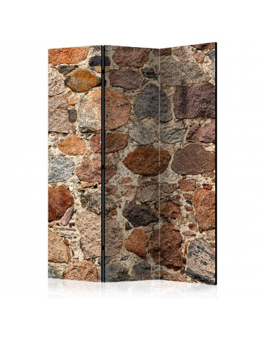 Paravent 3 volets - Stony Artistry [Room Dividers] A1-PARAVENT33
