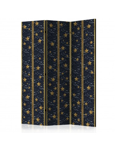 Paravent 3 volets - Lace Constellation [Room Dividers] A1-PARAVENT150