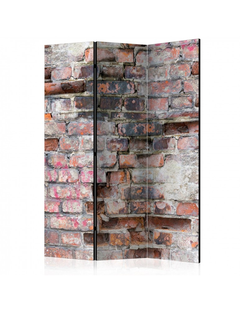 Paravent 3 volets - Old Wall [Room Dividers] A1-PARAVENT897