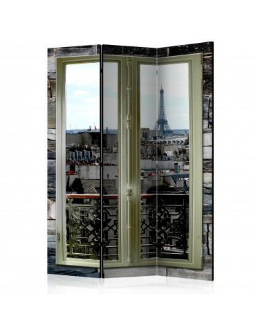 Paravent 3 volets - Parisian View [Room Dividers] A1-PARAVENT967