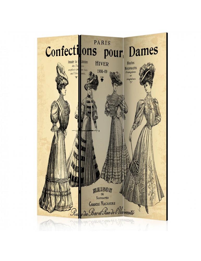 Paravent 3 volets - Confections pour Dames [Room Dividers] A1-PARAVENT515