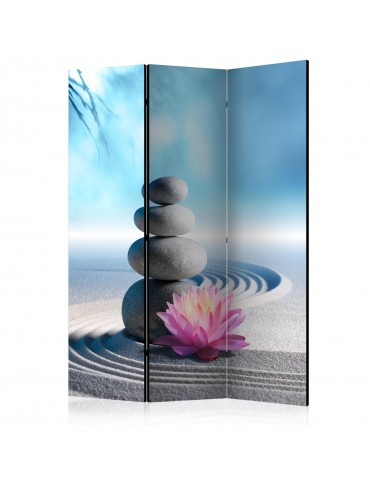 Paravent 3 volets - Zen Garden [Room Dividers] A1-PARAVENT939