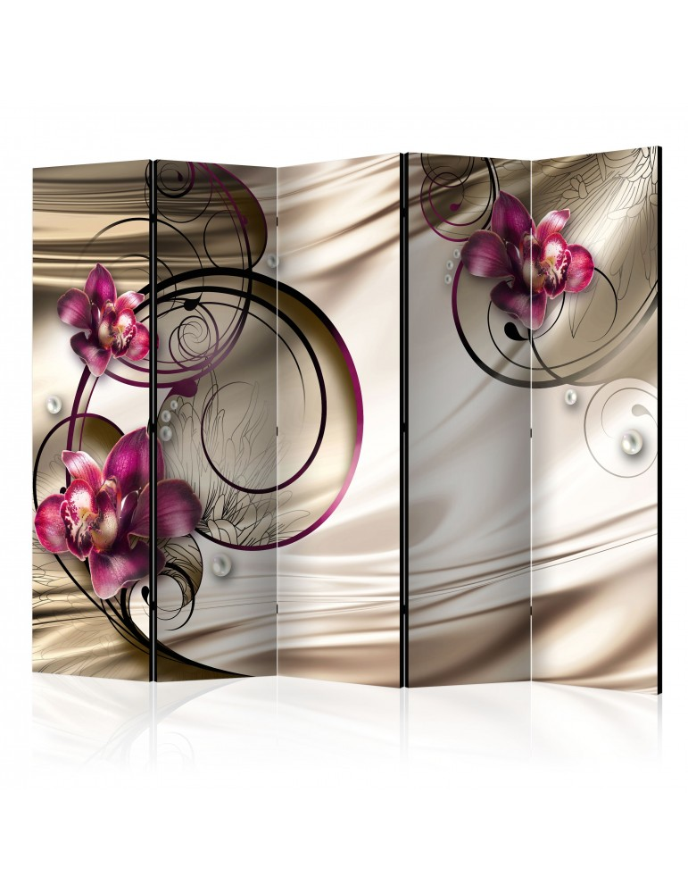 Paravent 5 volets - Sweetness of Elation II [Room Dividers] A1-PARAVENT596