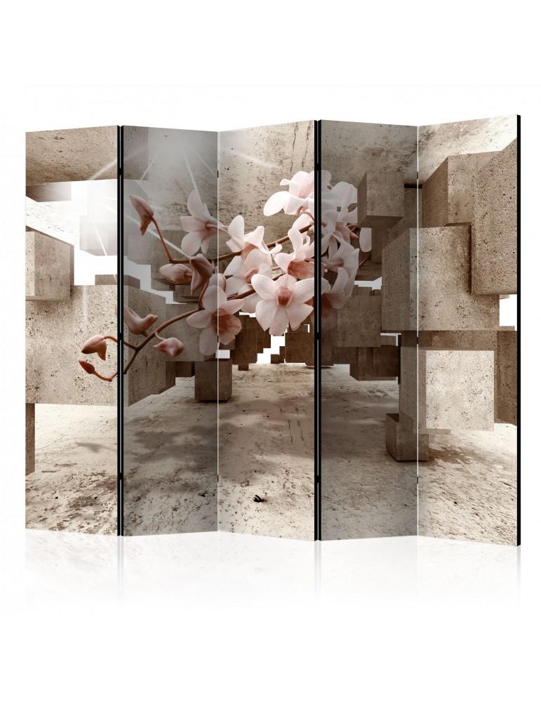 Paravent 5 volets - Little Miracles II [Room Dividers] A1-PARAVENT74