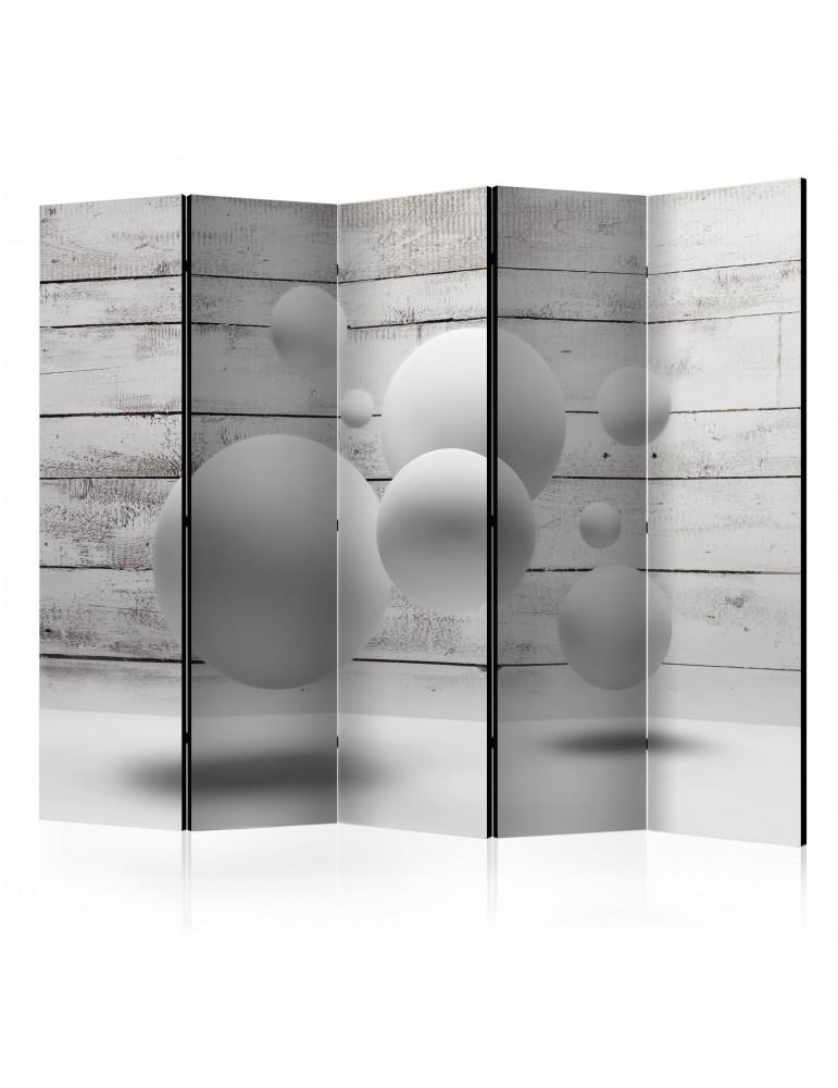 Paravent 5 volets - Balls II [Room Dividers] A1-PARAVENT70