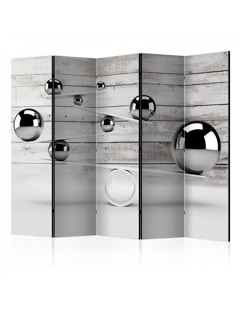 Paravent 5 volets - Balance II [Room Dividers] A1-PARAVENT68
