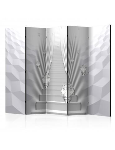 Paravent 5 volets - Mneme II [Room Dividers] A1-PARAVENT763