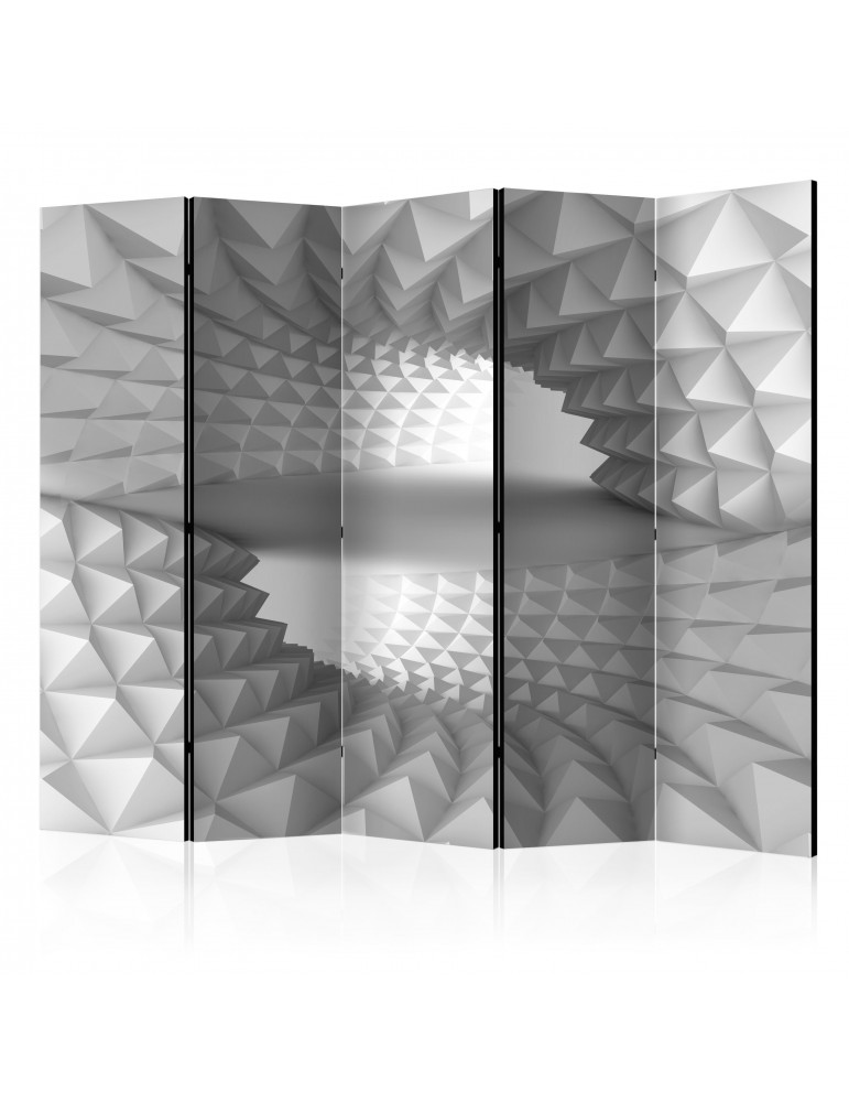 Paravent 5 volets - Structural Tunnel II [Room Dividers] A1-PARAVENT769