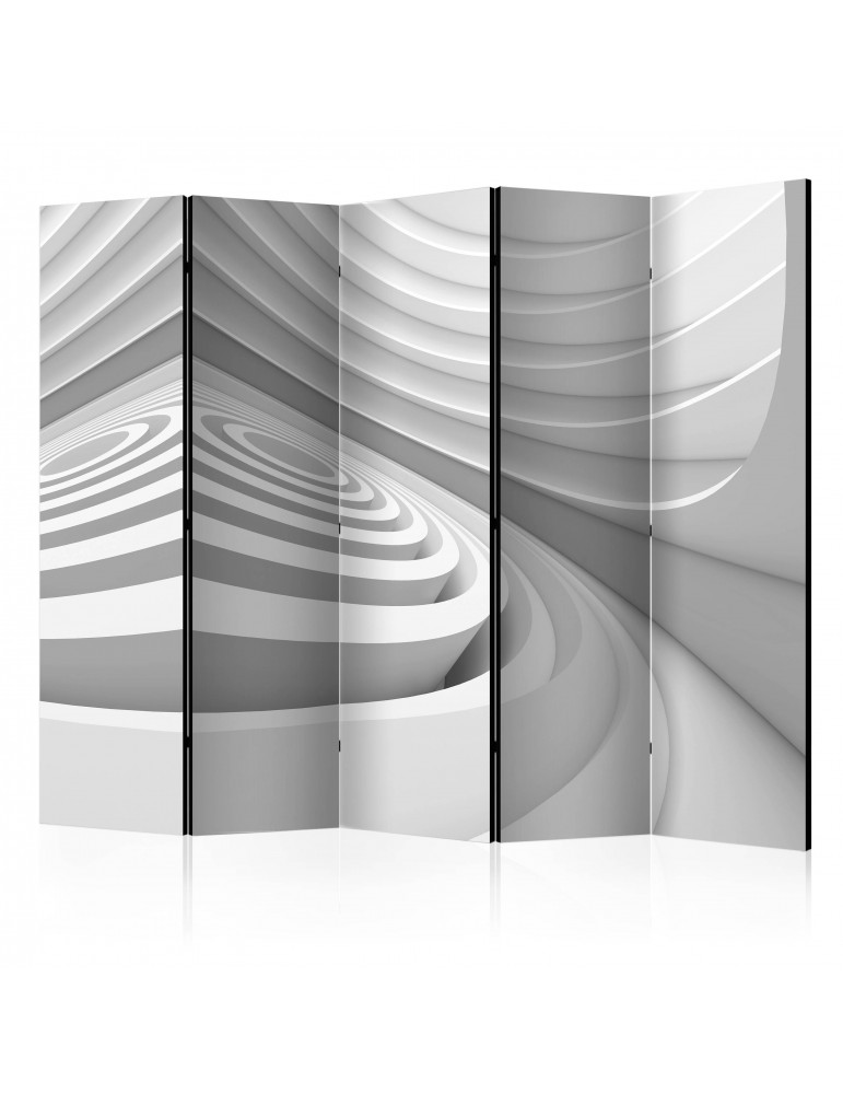 Paravent 5 volets - Geometric Tunnel II [Room Dividers] A1-PARAVENT775