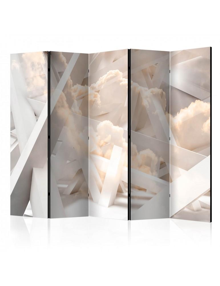 Paravent 5 volets - Temple of Heaven II [Room Dividers] A1-PARAVENT761
