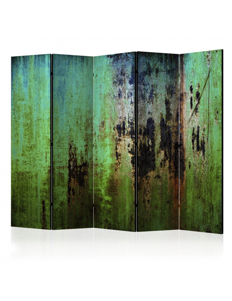 Paravent 5 volets - Emerald Mystery II [Room Dividers] A1-PARAVENT721