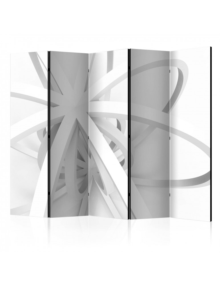 Paravent 5 volets - Room divider – Openwork form II A1-PARAVENT924